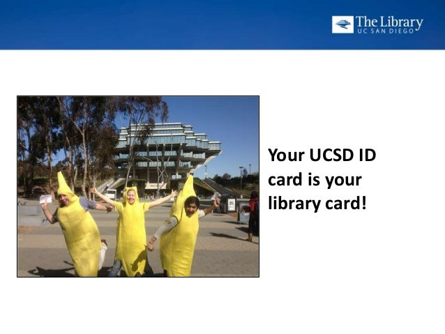Geisel Library Reserve Rooms