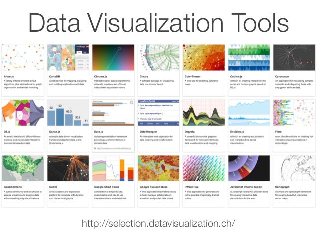 Tools • In some cases, you can finish exact same tasks using different tools • Example: Data preparation (cleansing) • But ...
