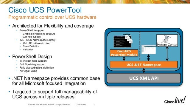 cisco usc manager xml api introduction and overview