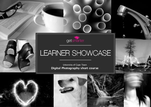 Learner Showcase  University of Cape Town  Digital Photography short course