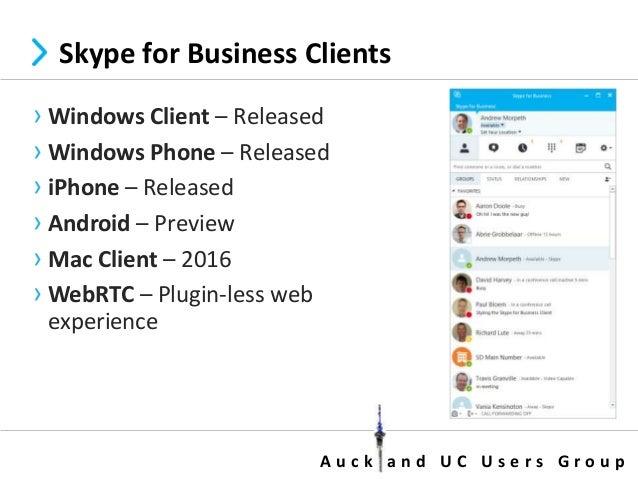 Lync Skype For Business Mac 2016