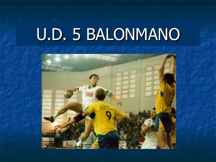 U.D. 5 BALONMANO