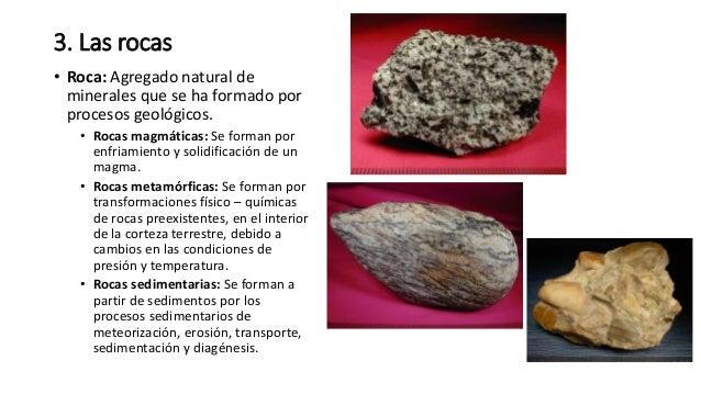 Ud 3 Minerales Y Rocas