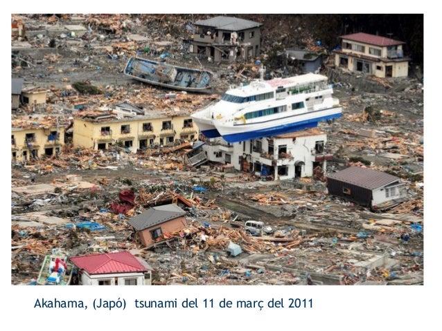 TERRATRÈMOLS MÉS IMPORTANTSTERRATRÈMOLS MÉS IMPORTANTS 3. Sumatra (Indonèsia) Mw : 9,1 (26 de desembre de 2004) El tsunami...
