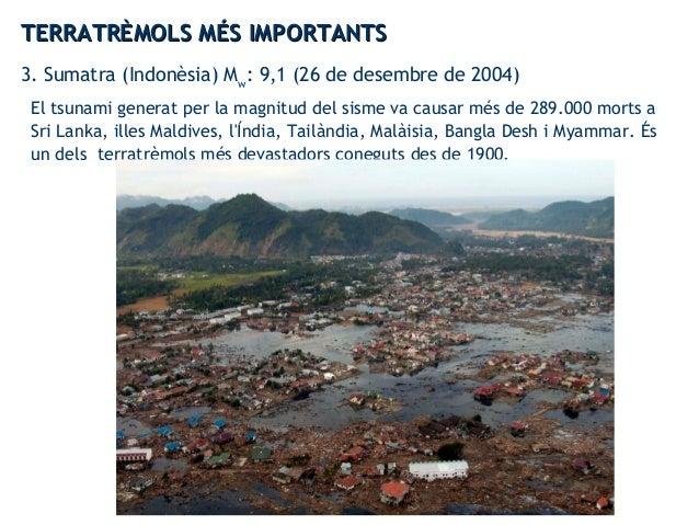 Els terratrèmols, són conjuntament amb les inundacions, els principals desastres naturals en el món, d'acord a l'anàlisi h...