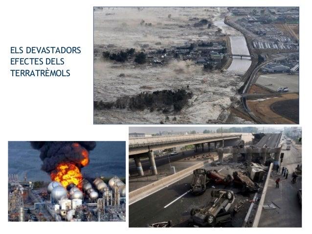 Actualment no hi ha possibilitats de predir els terratrèmols amb total seguretat, però pot ser útil tenir en compte els se...