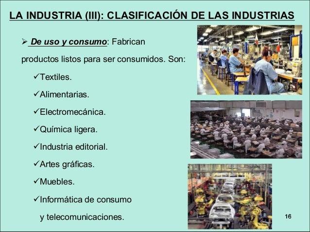 § Según su tamaño (el número de trabajadores que emplea): ü Pequeña industria: son aquellas en las que trabajen hasta 50 e...