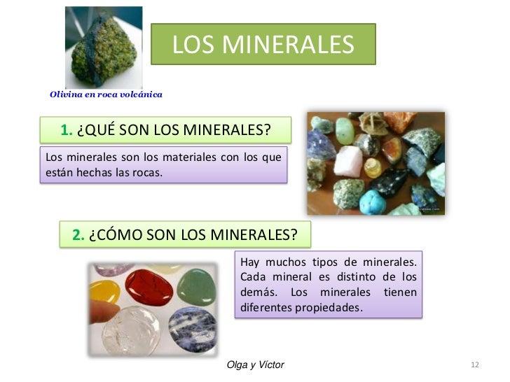 Unidad 4 las rocas los minerales y el suelo for Cuales son las caracteristicas del suelo