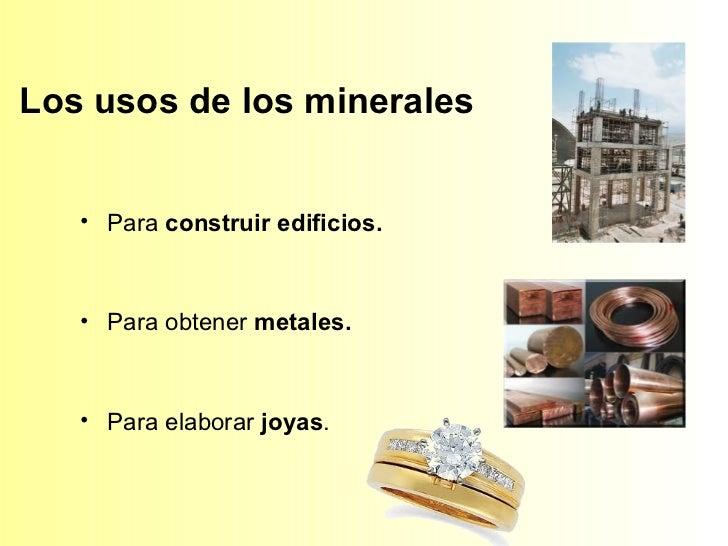 Ud 4 minerales rocas y suelo - Utilidades del yeso ...