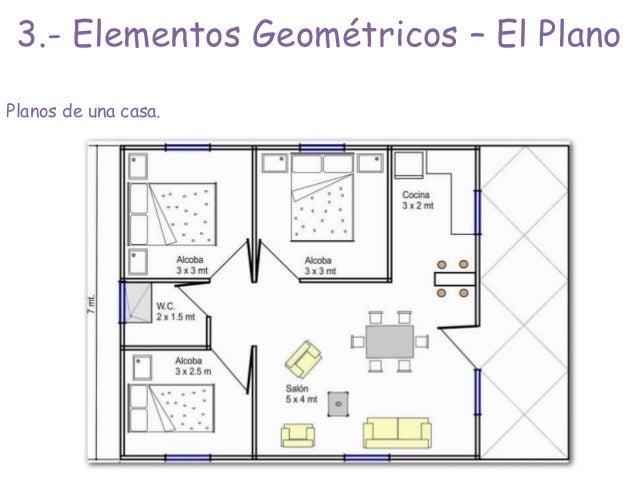 Ud7 trazados geom tricos for App planos casa