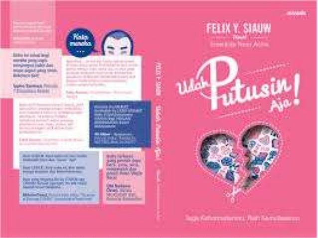 Buku Ustadz Felix Udah Putusin Aja Pdf