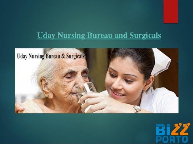 Uday Nursing Bureau and Surgicals