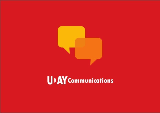 CommunicationsU AY