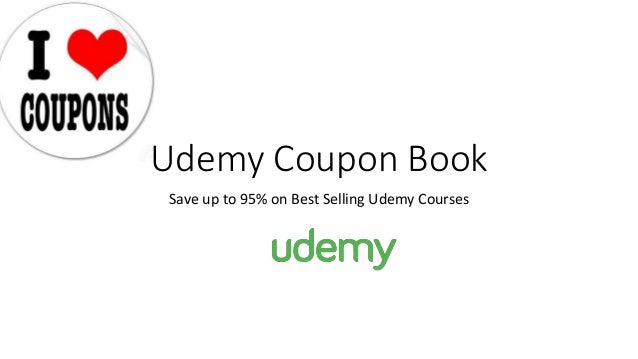 Udemy Coupon Codes - Udemy com Coupons for Top Udemy Courses