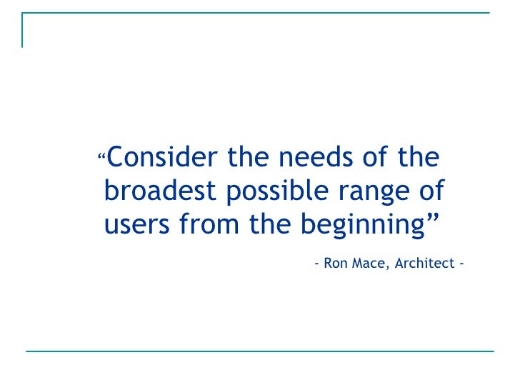 Universal Design for Learning: A framework for access and equity Slide 3