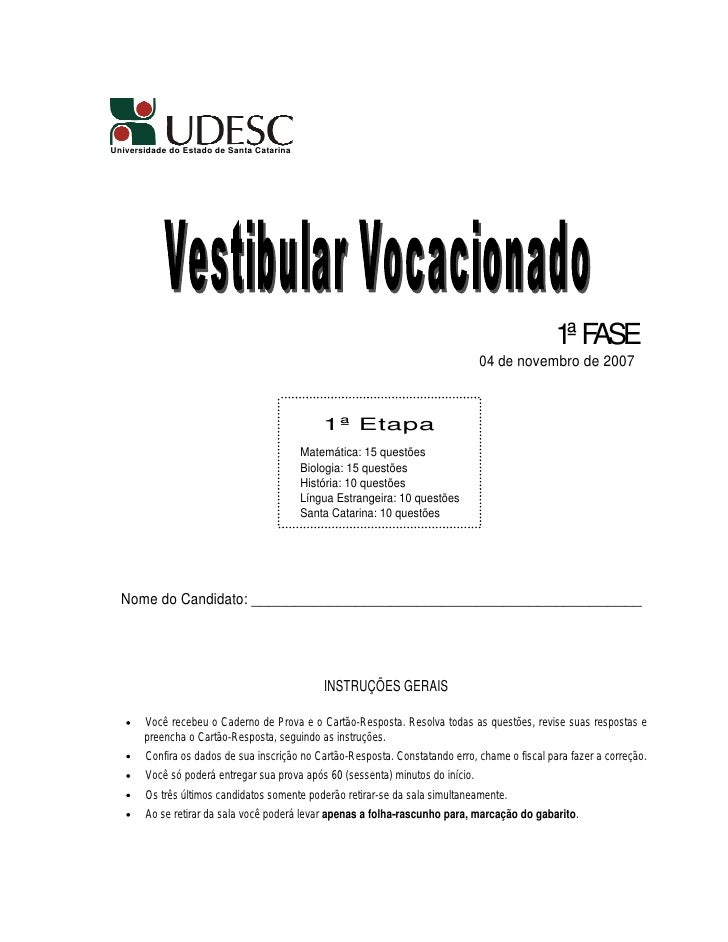 Universidade do Estado de Santa Catarina                                                                                  ...