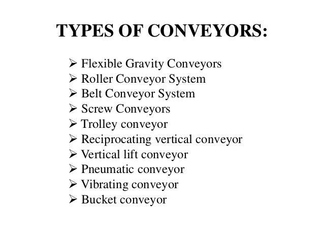 Flexible Gravity Conveyor