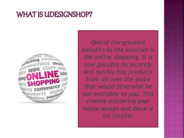One of the greatest benefits to the Internet is the online shopping. It is now possible to securely and quickly buy produc...