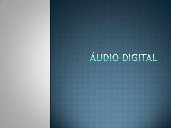 O PCM (Pulse Code Modulation - Modulação por Código de Pulsos)originou as diferentes maneiras de digitalização de áudio.A ...