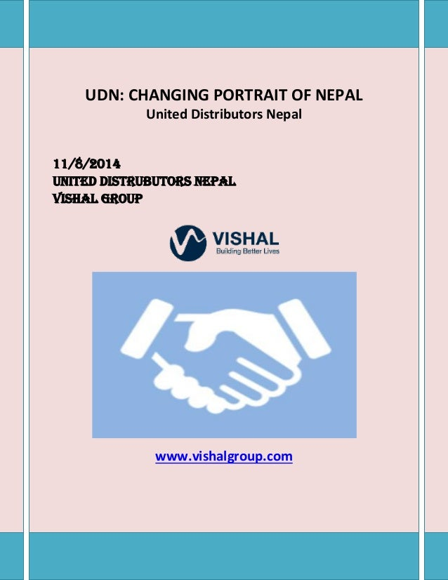 Udn changing portrait of nepal