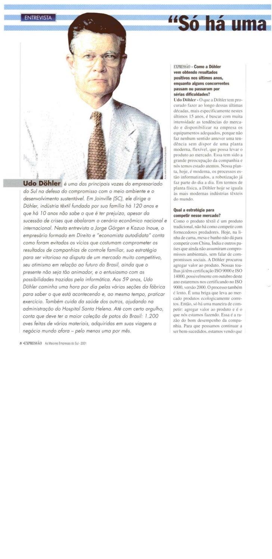 Udo: gestão e ideias