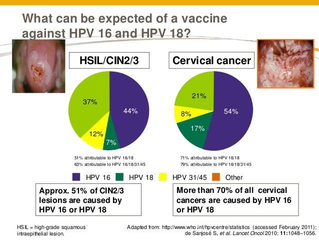 Cervical Cancer Significance Of Hpv 16 18: มะเร็งปากมดลูกป้องกันได้แล้ววันนี้