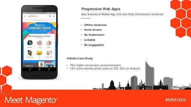 Vue Storefront - Progressive Web App for Magento (1 9, 2 x