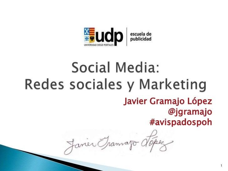 Javier Gramajo López           @jgramajo       #avispadospoh                       1