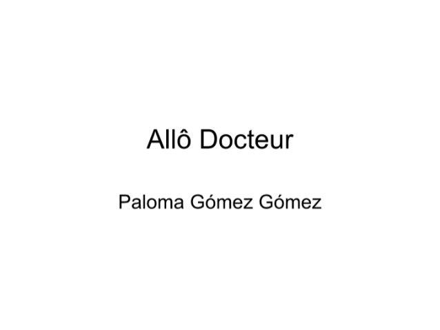 Allô Docteur