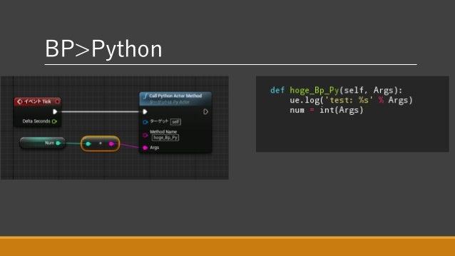 BP>Python