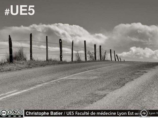 #UE5  Remettre la tête à l'endroit et les  idées en places sur l'usage du  numérique dans l'enseignement  Christophe Batie...
