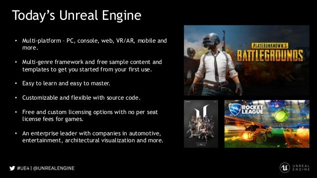 Developing Success in Mobile with Unreal Engine 4 | David Stelzer