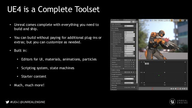 Developing Success in Mobile with Unreal Engine 4 | David