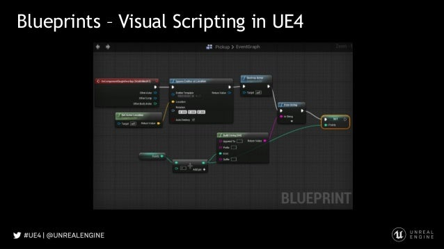 Developing success in mobile with unreal engine 4 david stelzer blueprints visual scripting in ue4 malvernweather Image collections