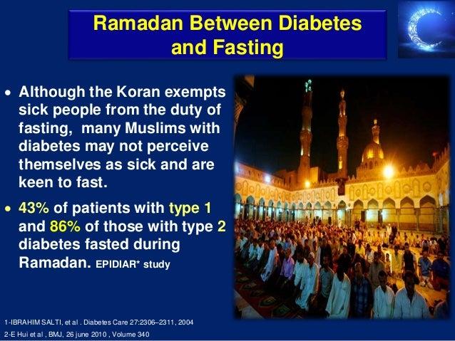 Ueda2015 fasting diabetics is it a real challenge-dr.lobna el-toony Slide 3