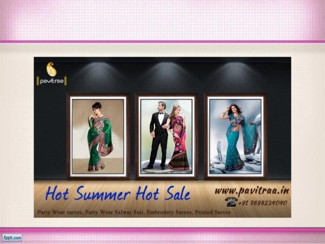 Party Dresses Online shop Pavitraa Fashion have latest designer salwar suits and salwar kameez . We have hung collection o...