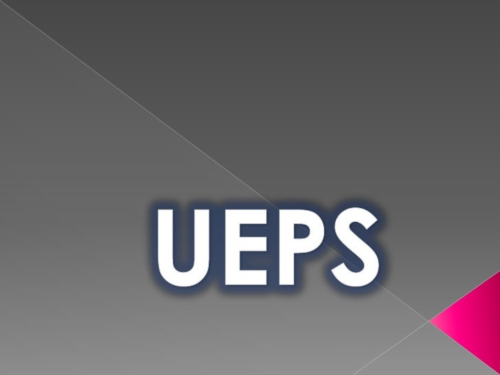 UEPS<br />