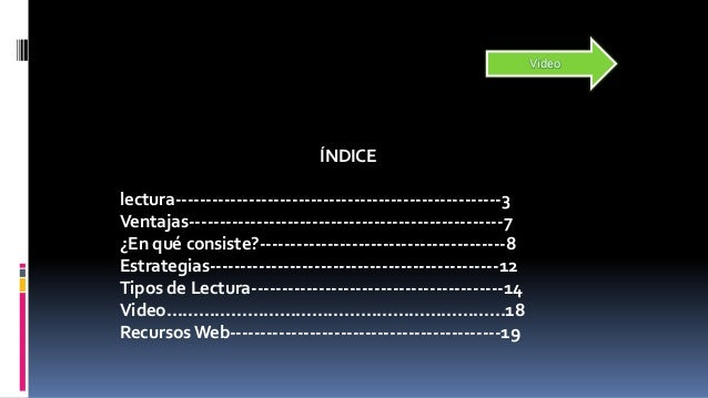 Lectura  LECTURA SE ENTIENDE AL PROCESO DE APREHENSIÓN DE DETERMINADAS CLASES DE INFORMACIÓN CONTENIDAS EN UN SOPORTE PAR...