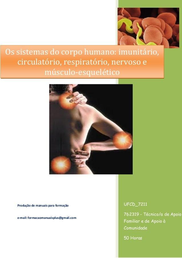 UFCD_7211  762319 - Técnico/a de Apoio Familiar e de Apoio à Comunidade  50 Horas  Produção de manuais para formação  e-ma...