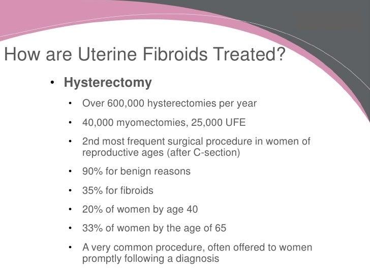 Ultrasound</li></li></ul><li>How are Uterine Fibroids Diagnosed?<br /><ul><li>Hysteroscopy</li></li></ul><li>How are Uteri...