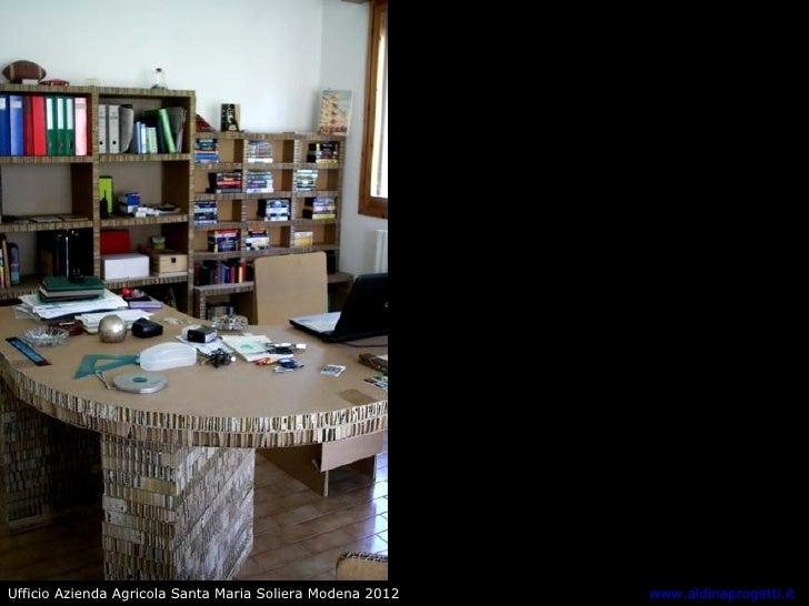 arredamento ecologico per uffici