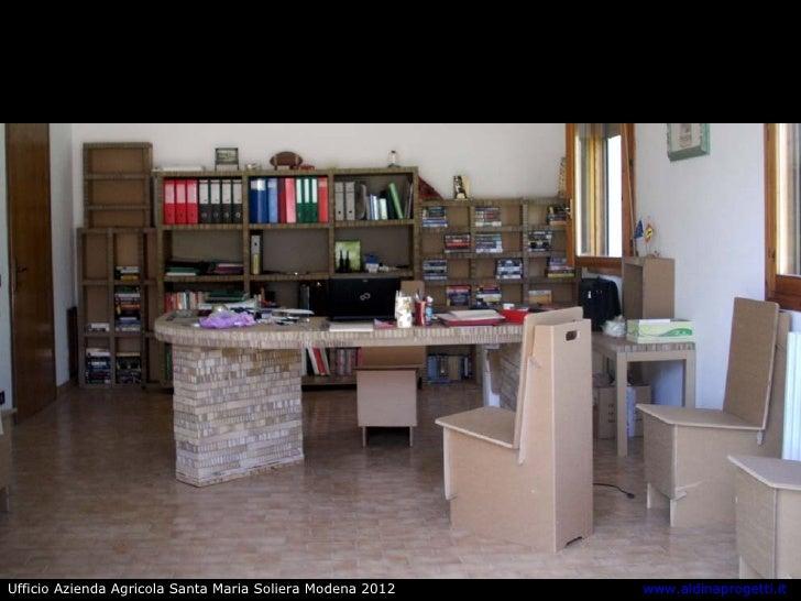 Arredamento ecologico per uffici for Arredamento ecologico