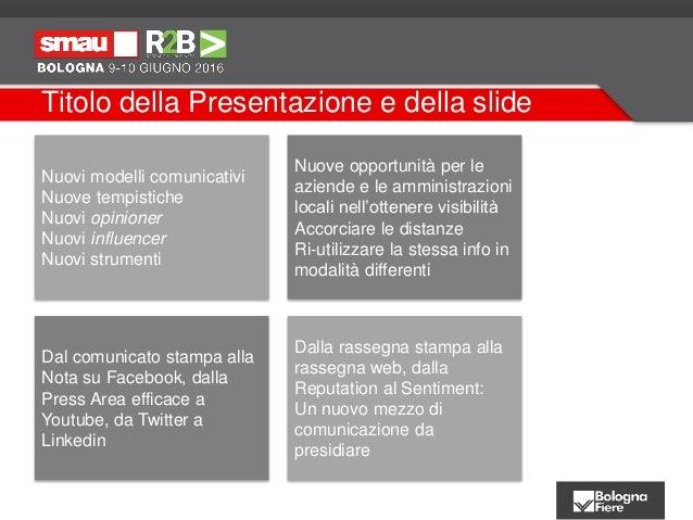 Ufficio Stampa E Digital Pr Smau Bologna