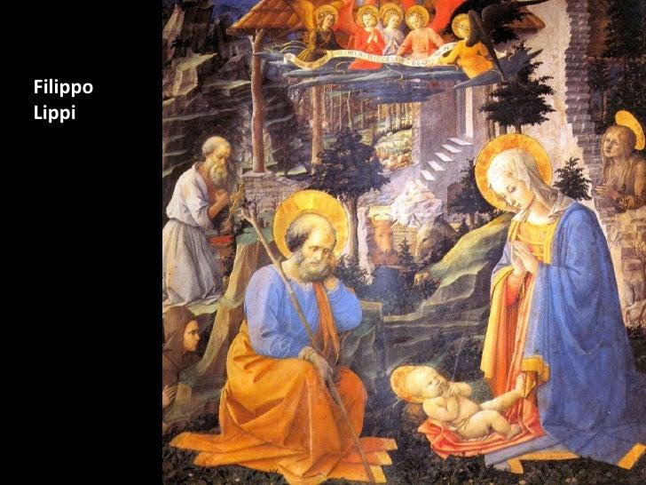 Uffizi & Pitti  Madonna& Child Slide 2