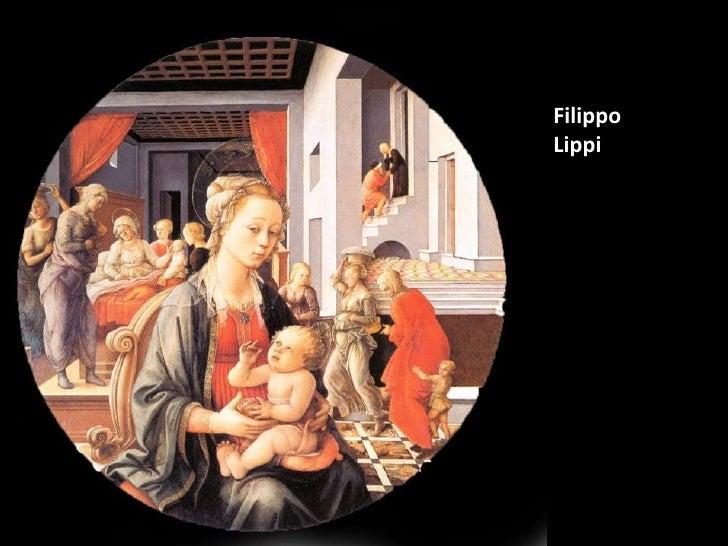 Uffizi & Pitti  Madonna& Child Slide 3