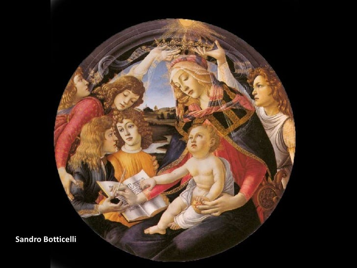 Sandro Botticelli<br />