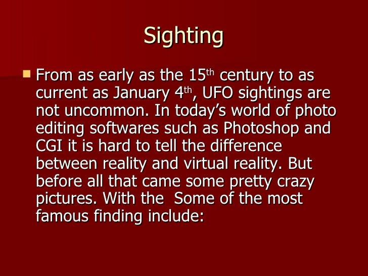 Ufo's Slide 3