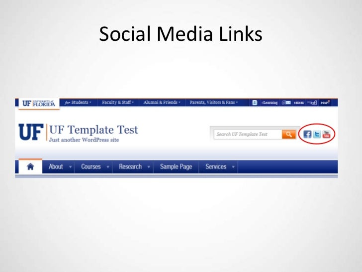 uf powerpoint template