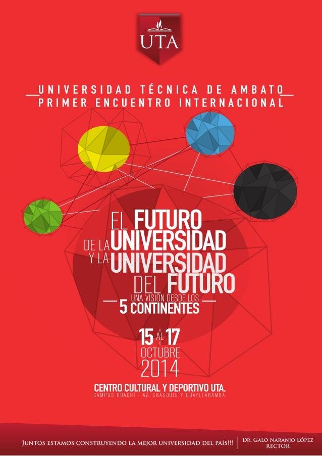 1  Universidad  Técnica de Ambato