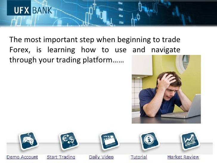 UFX Bank Forex Trading